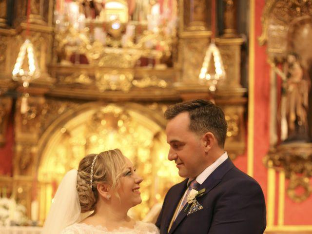 La boda de Mamen y Julio en Málaga, Málaga 40