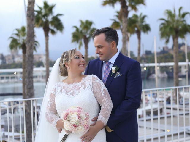 La boda de Julio y Mamen