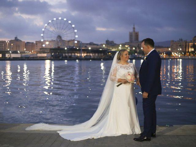 La boda de Mamen y Julio en Málaga, Málaga 1