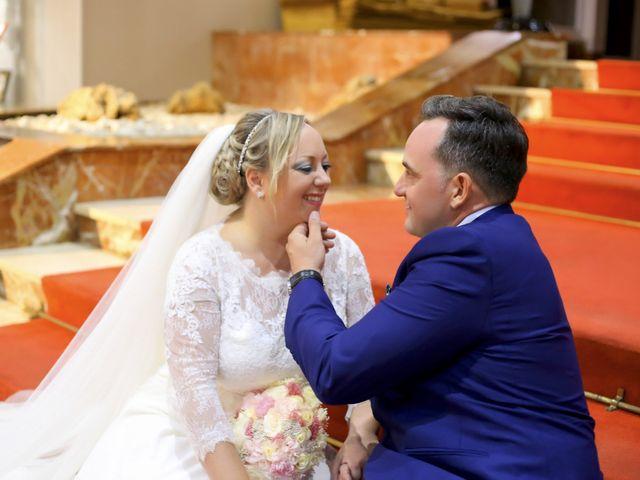 La boda de Mamen y Julio en Málaga, Málaga 44