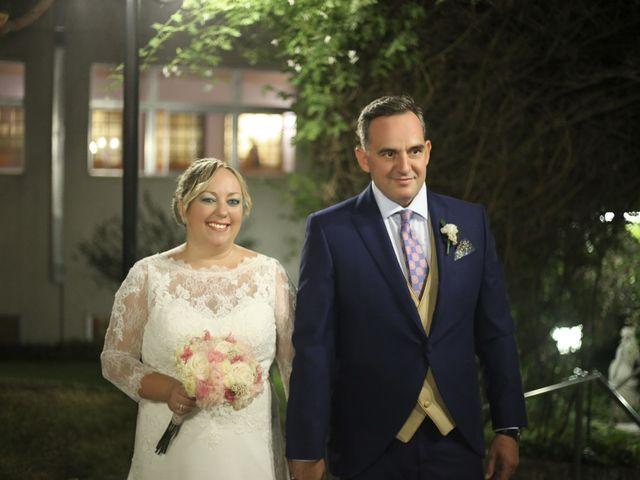 La boda de Mamen y Julio en Málaga, Málaga 48
