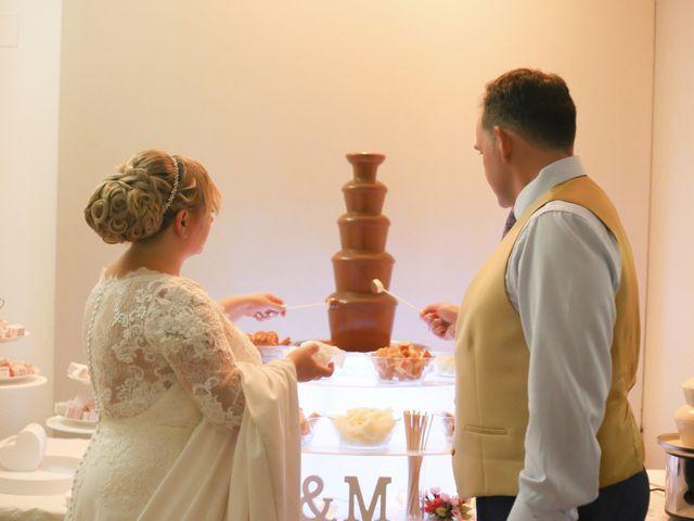 La boda de Mamen y Julio en Málaga, Málaga 55