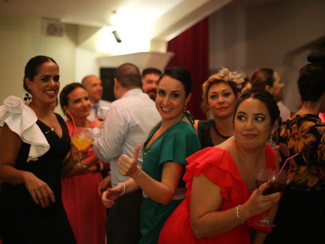 La boda de Mamen y Julio en Málaga, Málaga 58