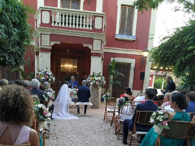 La boda de Toni y Ma Ángeles en Picanya, Valencia 11