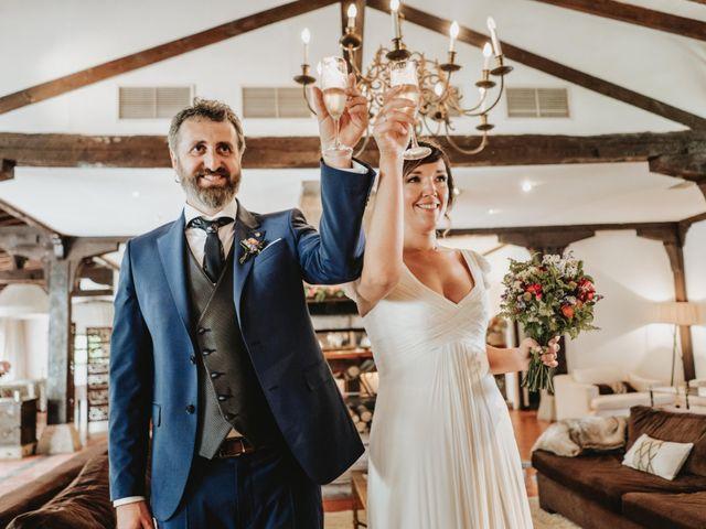 La boda de Txotxe y Lara en Castañeda, Cantabria 2