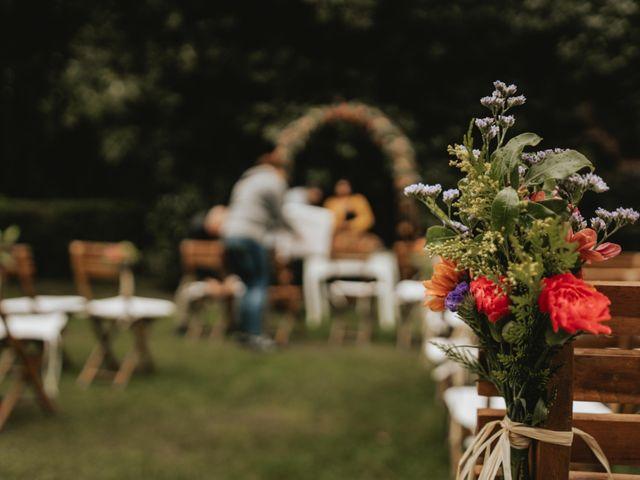 La boda de Txotxe y Lara en Castañeda, Cantabria 18
