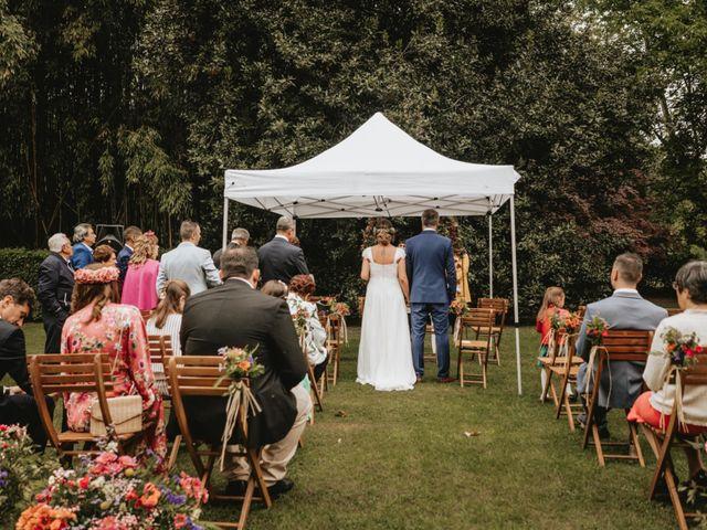 La boda de Txotxe y Lara en Castañeda, Cantabria 20