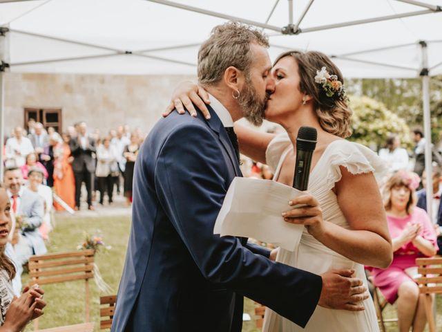 La boda de Txotxe y Lara en Castañeda, Cantabria 23