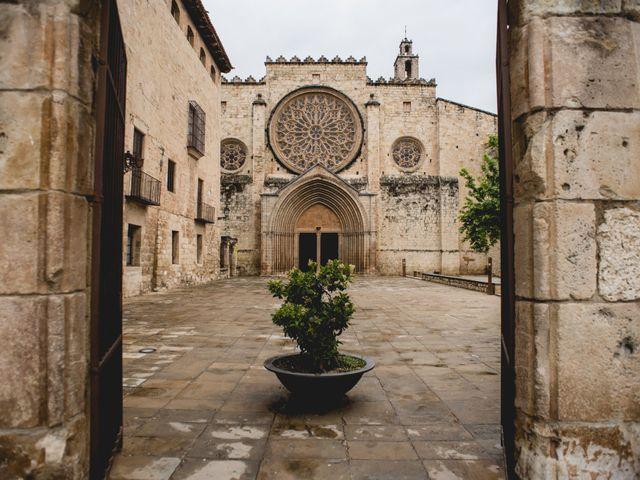 La boda de Cristian y Diana en Sant Feliu De Codines, Barcelona 2