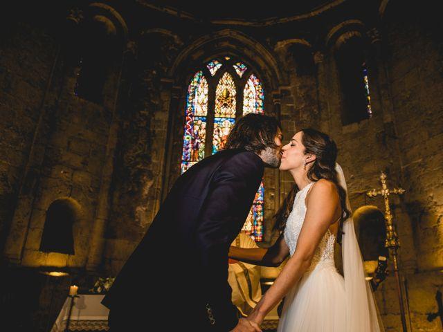 La boda de Cristian y Diana en Sant Feliu De Codines, Barcelona 10