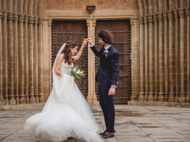 La boda de Cristian y Diana en Sant Feliu De Codines, Barcelona 1