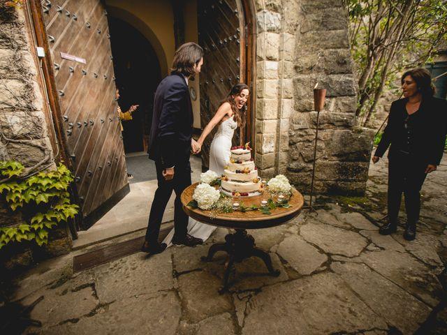 La boda de Cristian y Diana en Sant Feliu De Codines, Barcelona 24
