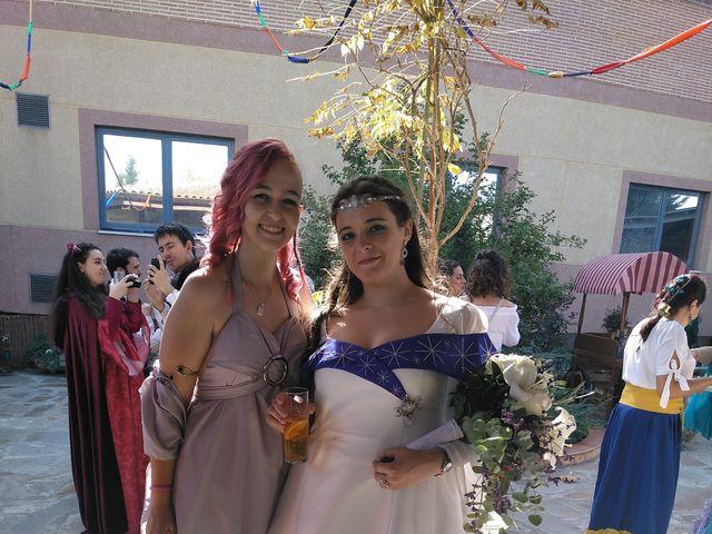 La boda de Saúl y Sandra  en Benavente, Zamora 5