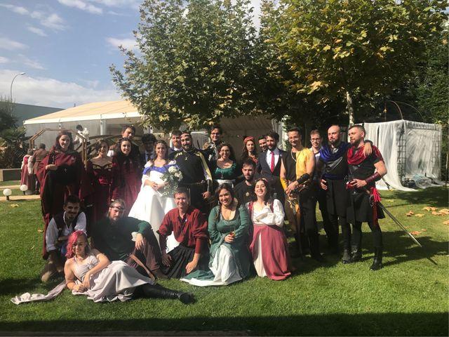 La boda de Saúl y Sandra  en Benavente, Zamora 7