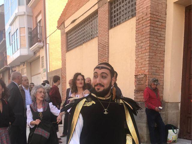 La boda de Saúl y Sandra  en Benavente, Zamora 9