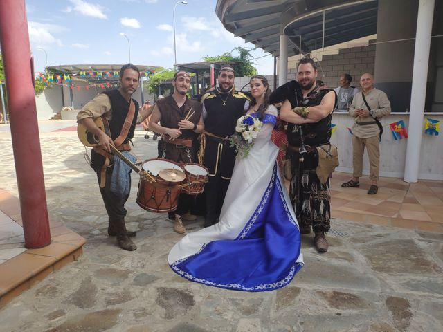 La boda de Saúl y Sandra  en Benavente, Zamora 1