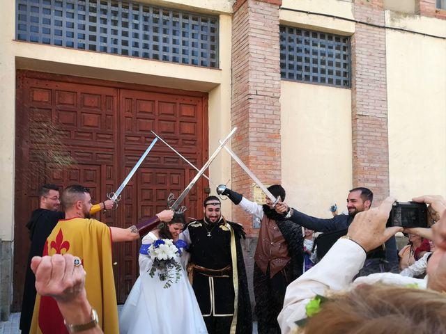 La boda de Saúl y Sandra  en Benavente, Zamora 11