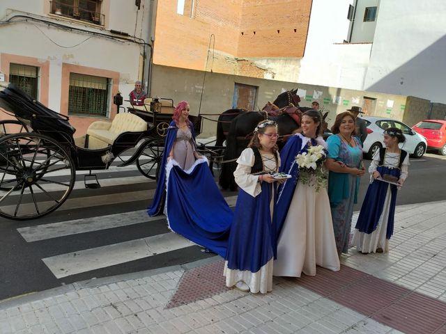 La boda de Saúl y Sandra  en Benavente, Zamora 12