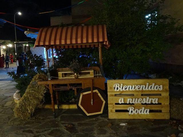 La boda de Saúl y Sandra  en Benavente, Zamora 18