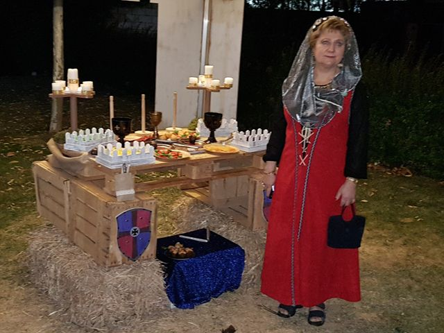 La boda de Saúl y Sandra  en Benavente, Zamora 24