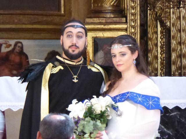 La boda de Saúl y Sandra  en Benavente, Zamora 31