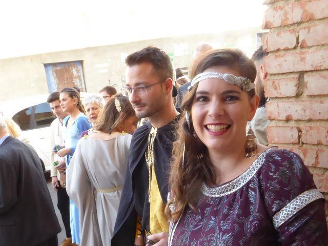 La boda de Saúl y Sandra  en Benavente, Zamora 32
