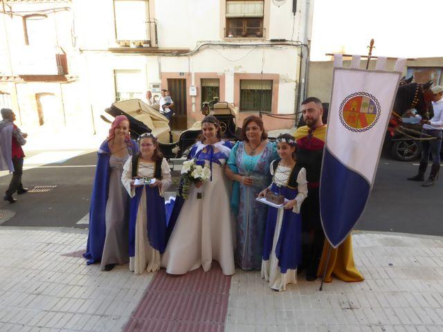 La boda de Saúl y Sandra  en Benavente, Zamora 33