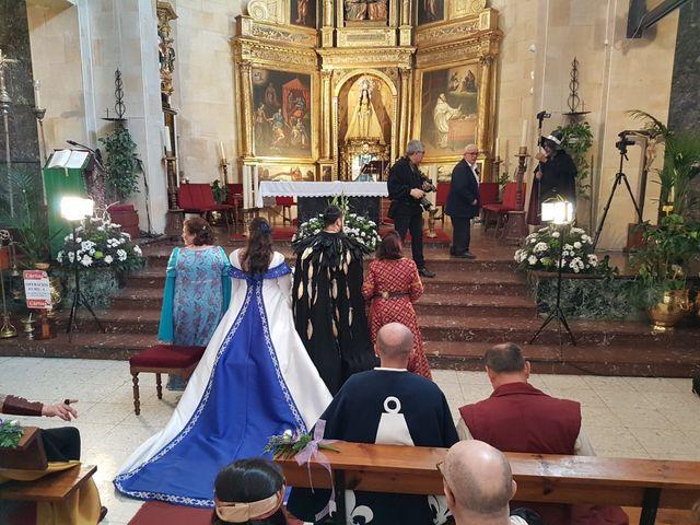 La boda de Saúl y Sandra  en Benavente, Zamora 2
