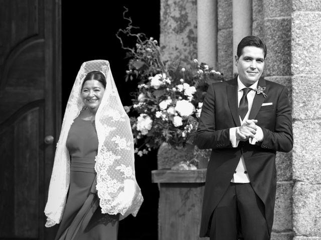 La boda de Jorge y Flavia en Cambre, A Coruña 7