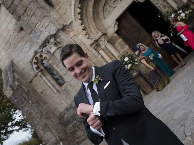 La boda de Jorge y Flavia en Cambre, A Coruña 8