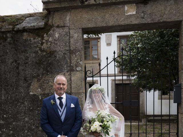 La boda de Jorge y Flavia en Cambre, A Coruña 10