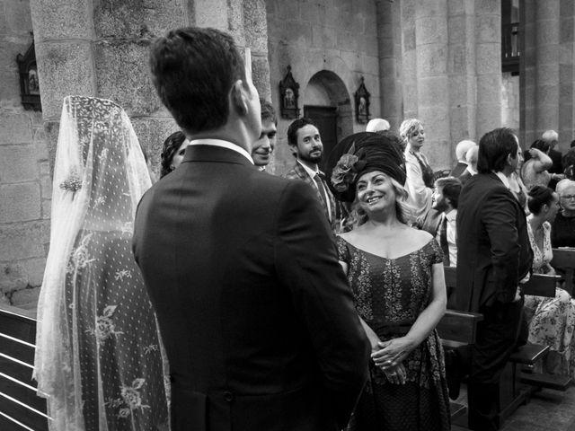 La boda de Jorge y Flavia en Cambre, A Coruña 12