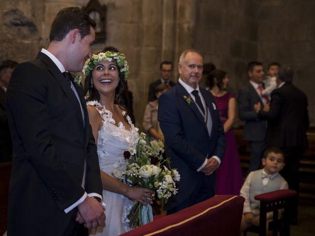 La boda de Jorge y Flavia en Cambre, A Coruña 14