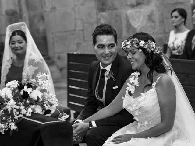 La boda de Jorge y Flavia en Cambre, A Coruña 15