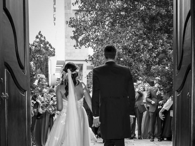 La boda de Jorge y Flavia en Cambre, A Coruña 18