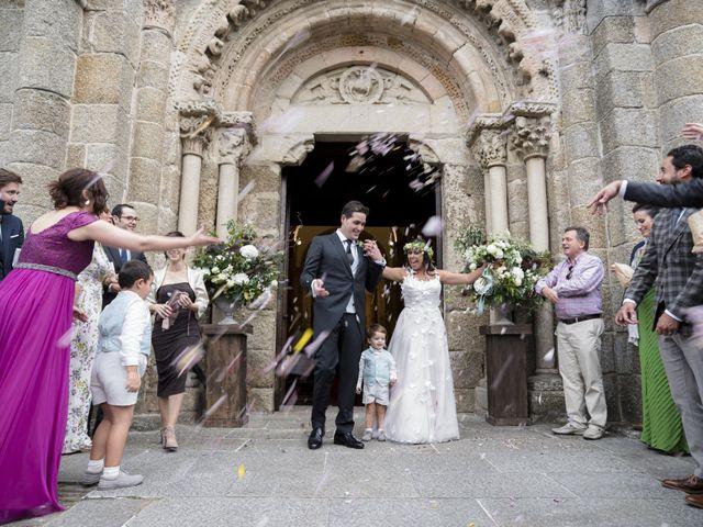 La boda de Jorge y Flavia en Cambre, A Coruña 19