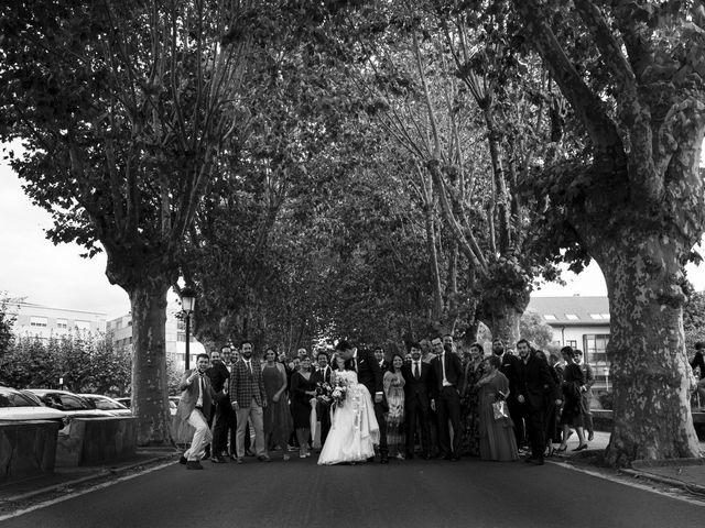 La boda de Jorge y Flavia en Cambre, A Coruña 20