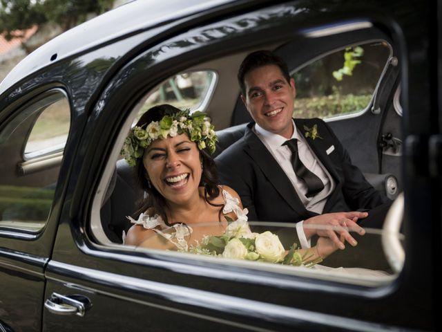 La boda de Jorge y Flavia en Cambre, A Coruña 1