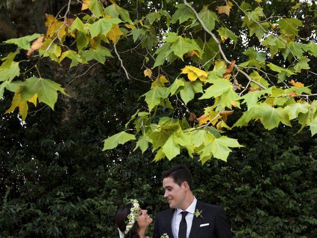 La boda de Jorge y Flavia en Cambre, A Coruña 2