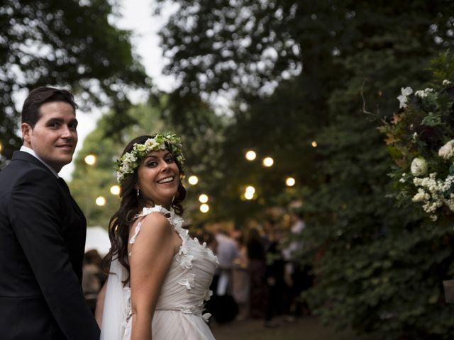 La boda de Flavia y Jorge