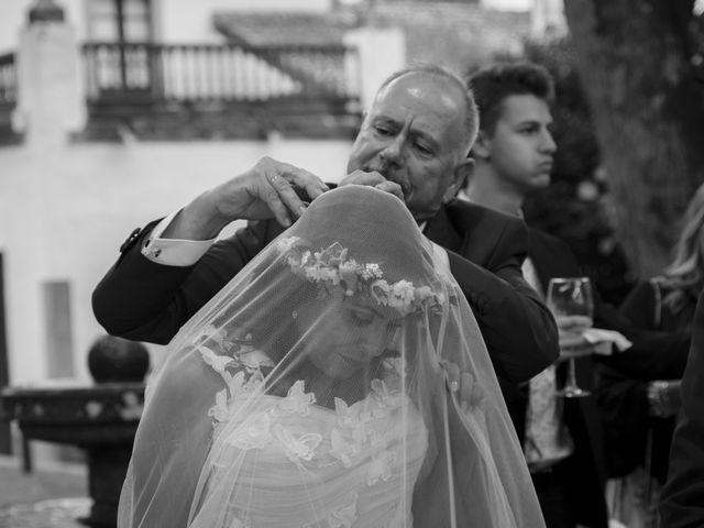 La boda de Jorge y Flavia en Cambre, A Coruña 24