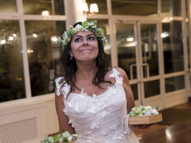 La boda de Jorge y Flavia en Cambre, A Coruña 35