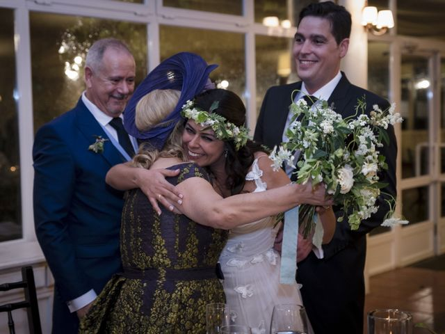 La boda de Jorge y Flavia en Cambre, A Coruña 36