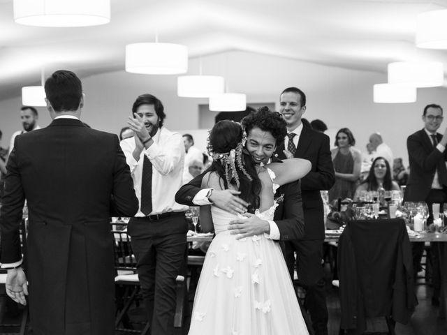 La boda de Jorge y Flavia en Cambre, A Coruña 37