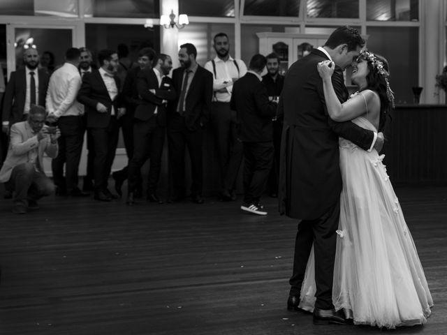 La boda de Jorge y Flavia en Cambre, A Coruña 41