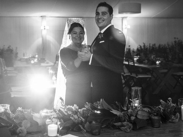 La boda de Jorge y Flavia en Cambre, A Coruña 50