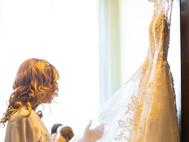 La boda de Cris y Fran en Santa Coloma De Farners, Girona 6