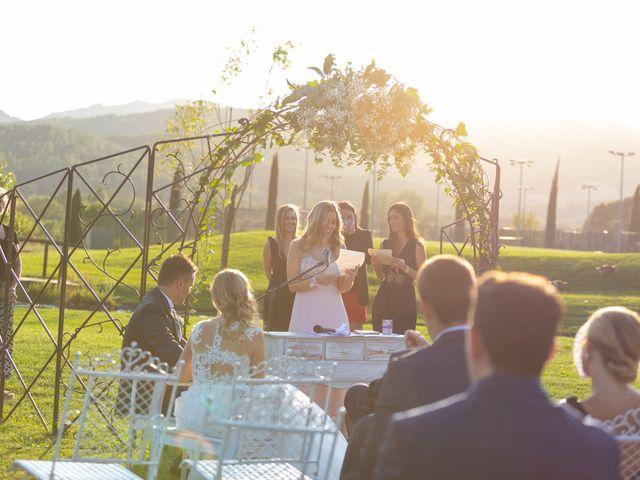 La boda de Cris y Fran en Santa Coloma De Farners, Girona 20