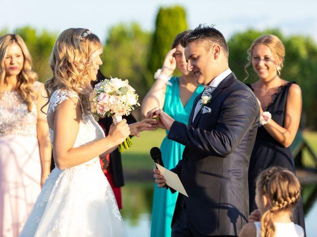 La boda de Cris y Fran en Santa Coloma De Farners, Girona 21