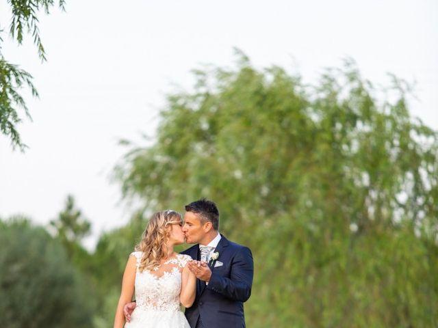 La boda de Cris y Fran en Santa Coloma De Farners, Girona 31